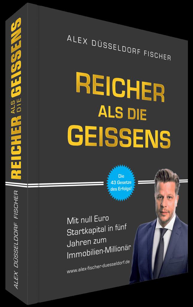 Alex Düsseldorf Fischer Reicher als die Geissens