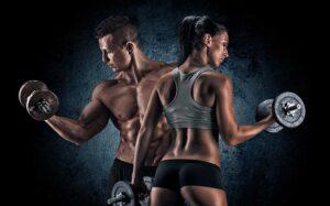 Fitness - schnelle Trainings Erfolge