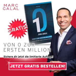 Marc Galal von 0 zur ersten Million