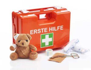 Erste Hilfe - Kinder Notfall-Kurs Online