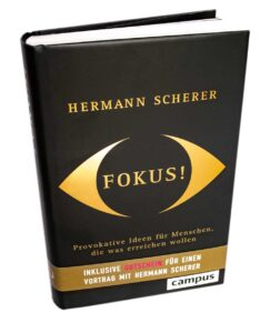 Fokus! - Gratisbuch von Hermann Scherer