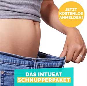 Intuit Schnupperpaket - mit Intuitivem Essen ohne Diät zum Wohlfühlgewicht