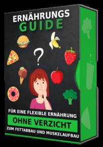 Ernaehrungs-Guide - Fettabbau & Muskelaufbau