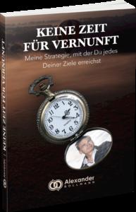 Gratis-Buch keine Zeit für Vernunft