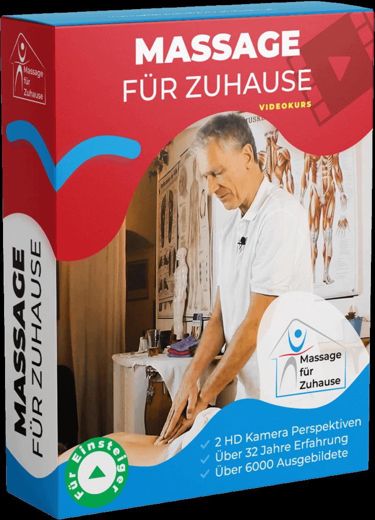 Videokurs Massage für Zuhause