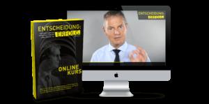 Entscheidung Erfolg - Onlinekurs von Dirk Kreuter