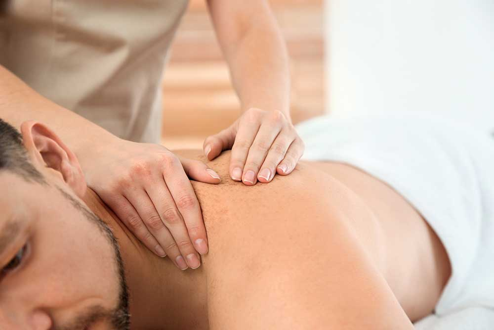 Massage-Techniken und Griffe lernen