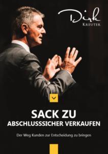 SACK ZU - Dirk Kreuter