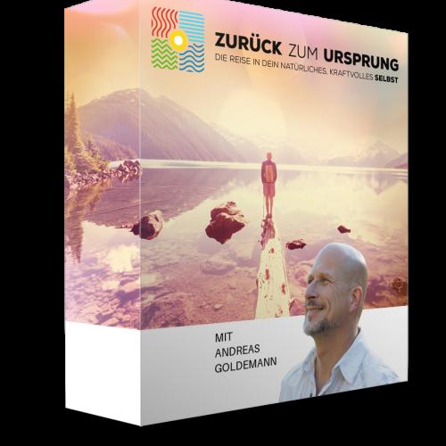 Zurueck zum Ursprung - Andreas Goldemann